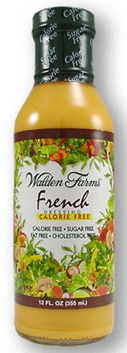 Walden Farms Salad Dressing French 12oz.