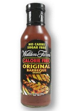 Walden Farms Barbecue Sauce Original 12oz.
