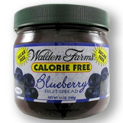 Walden Farms Blueberry Fruit Spread 12oz.