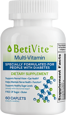 BetiVite Multi-Vitamin 60ct.