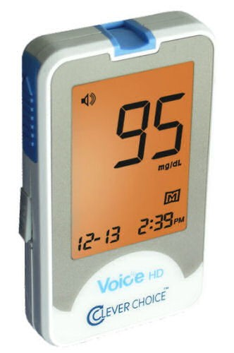 Clever Choice Voice HD Meter