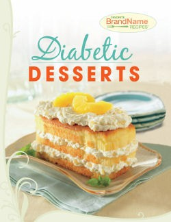 Diabetic Desserts (144 pages)