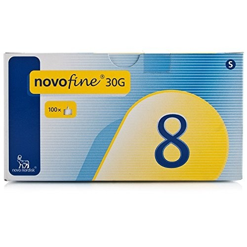 NovoFine 30 Gauge 100's
