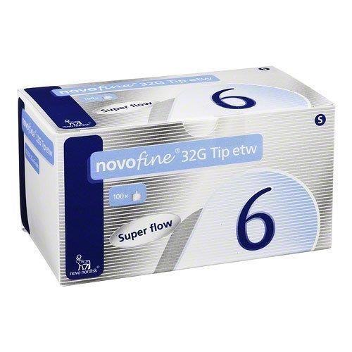 NovoFine 32 Gauge 100's