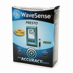 WaveSense Presto 300 Strips and Meter Combo