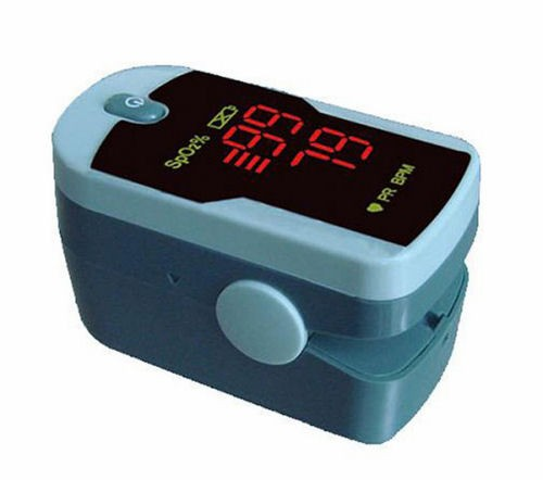 Easy Test Finger Pulse Oximeter