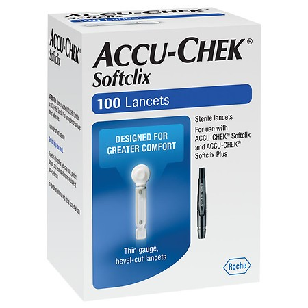 Accu-Chek Softclix Lancets 200's