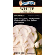 Sweet'N Low White Frosting Mix