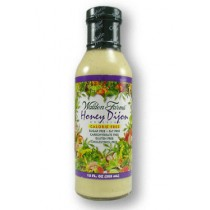 Walden Farms Salad Dressing Honey Dijon 12oz.