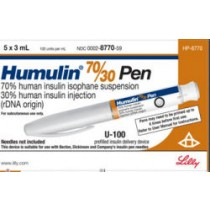 Humulin Pen 70/30 3ml