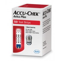 Accu-Chek Aviva Plus Test Strip 50's