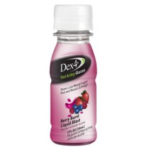 Dex4 Glucose Liquid Blast Berry Burst 1.8oz.
