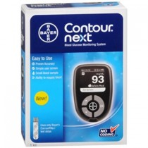 Bayer Contour Next Meter