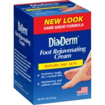 DiaDerm Foot Rejuvenating Cream 4oz.