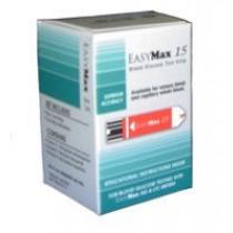 EasyMax 15 Test Strips 50's