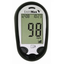 EasyMax V Blood Glucose Voice Meter
