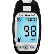 EasyMax NG Blood Glucose Meter