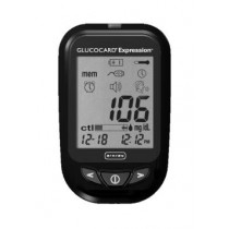 Glucocard Expression Blood Glucose Monitoring System