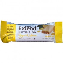 Extend Anytime Bar Yogurt and Lemon