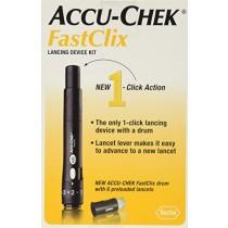 Accu-Chek Fastclix Lancing Device Kit