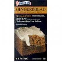 Sweet'N Low Gingerbread Mix
