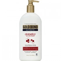 Gold Bond Ultimate Diabetic Dry Skin Relief Lotion 13oz.