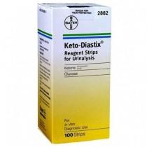 Keto-Diastix 100's