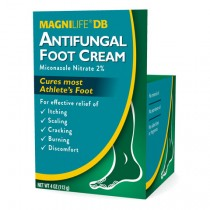 MagniLife DB Antifungal Foot Cream 4oz.