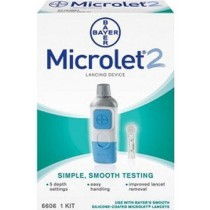 Microlet2 Lancing Device