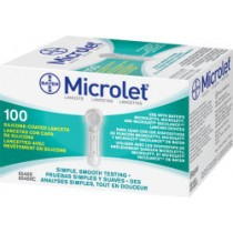 Microlet Lancets 100's