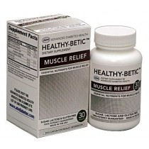Healthy-Betic Muscle Relief 30's