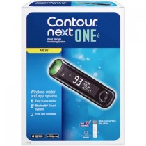 Bayer Contour Next One Blood Glucose Meter