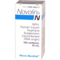Novolin 10ml Vial NPH