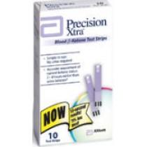 Precision Xtra Ketone Strips 10's