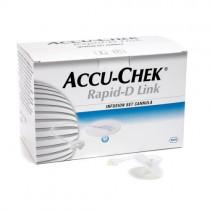Accu-Chek Rapid-D Infusion Set-80cm (31 inch)-10mm
