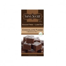 Sans Sucre Chocolate Fudge Brownie Mix