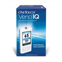 One Touch Verio IQ Blood Glucose Monitoring System