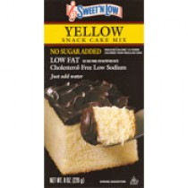 Sweet'N Low Yellow Cake Mix