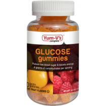 Yum V's Glucose Gummies 60's Mixed
