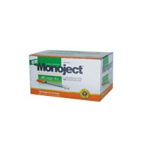 Monoject 28G Syringes 1cc 100's