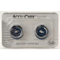 Accu-Chek Spirit Battery Cover Kit 2's