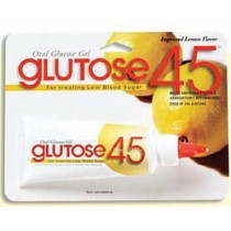 Glutose 45 Lemon 1 Tube