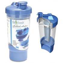 Fit & Fresh Chilled Shaker