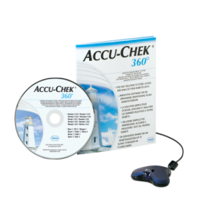 Accu Chek Nano Smartview Blood Glucose Monitoring System