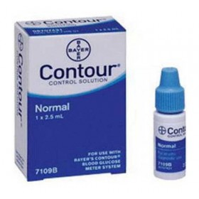 Bayer Contour Normal Control