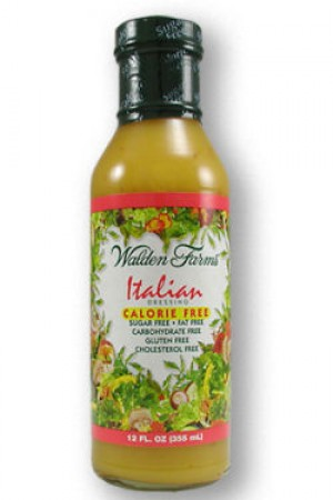 Walden Farms Salad Dressing Italian 12oz.
