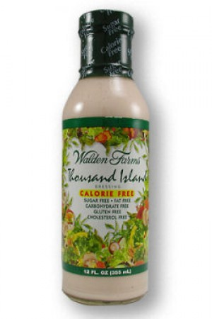 Walden Farms Salad Dressing Thousand Island 12oz.