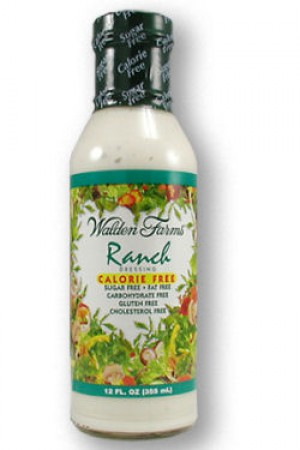 Walden Farms Salad Dressing Buttermilk Ranch 12oz.
