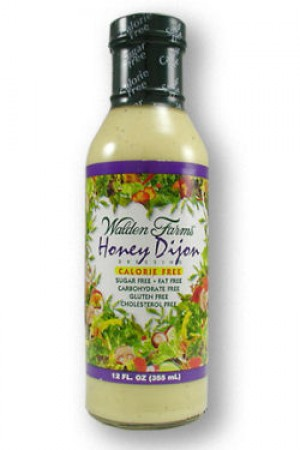 Walden Farms Salad Dressing Honey Dijon 12oz.