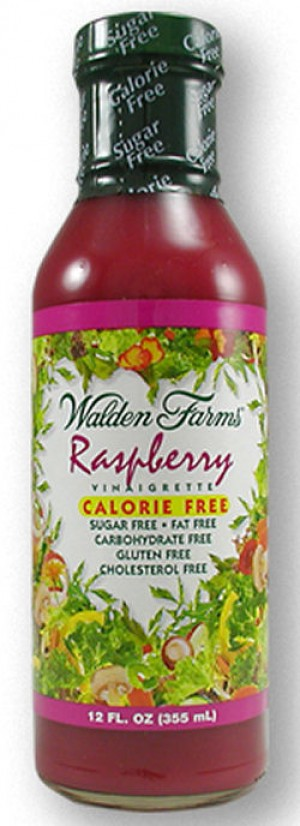 Walden Farms Salad Dressing Raspberry Vinaigrette 12oz.